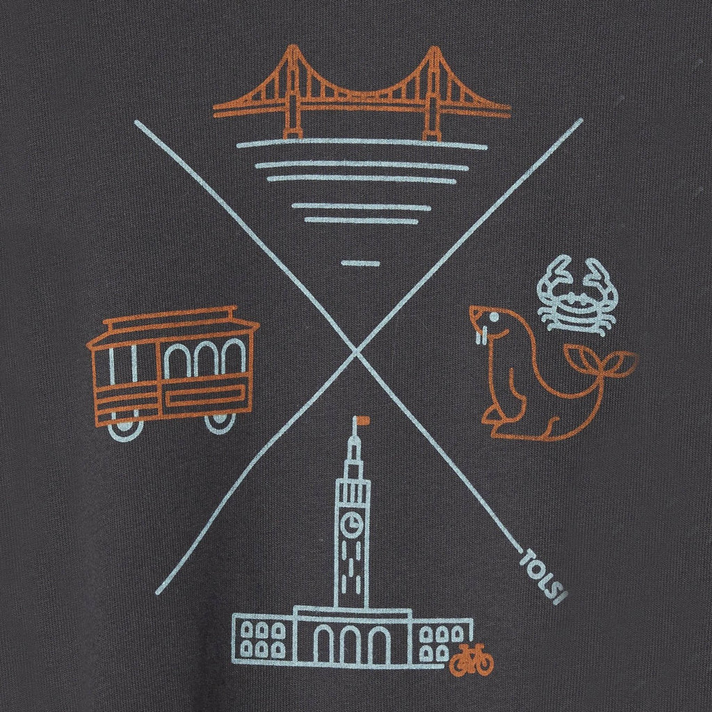 San Francisco X Unisex Sweatshirt