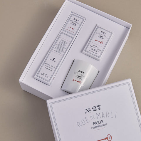 Rue De Marli Paris Gift Set