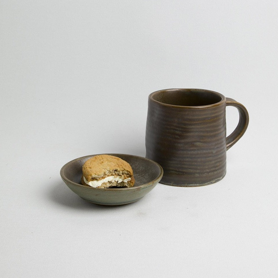 stoneware mug & plate set- This and other gift ideas available at Picnic a unique San Francisco gift store.