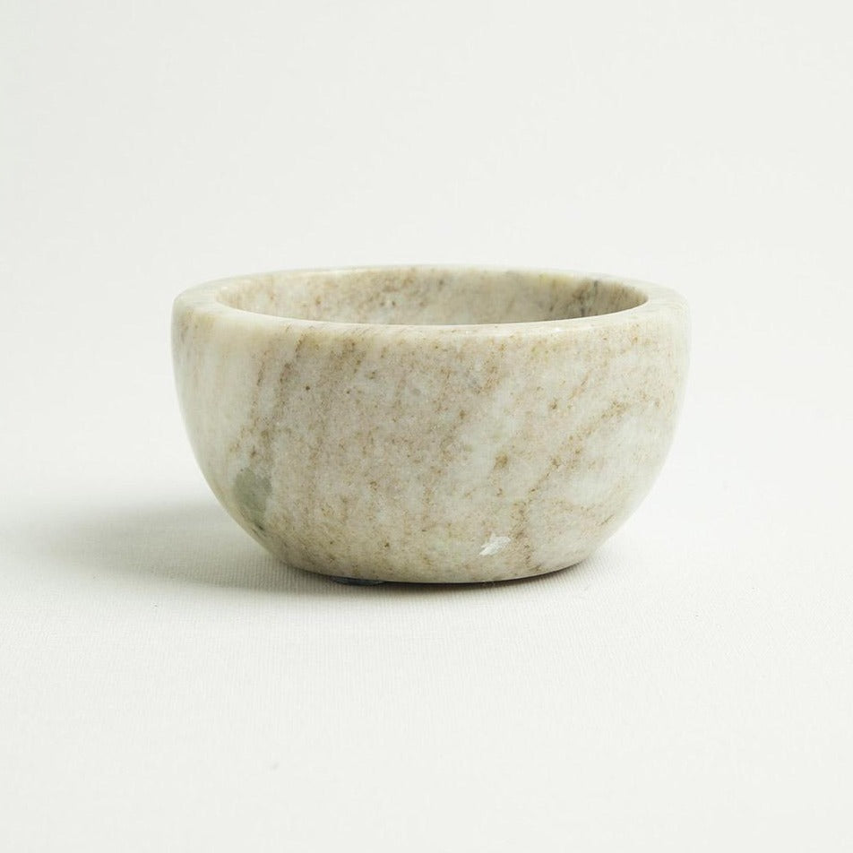 Marble Pinch Bowl available at Picnic a unique San Francisco gift store