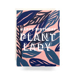 Plant Lady Birthday Card-Picnic-sf