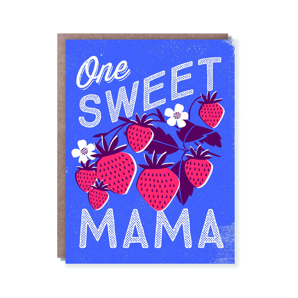 Sweet Mama Mother's Day Card-Picnic-sf