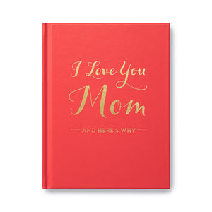 I Love You Mom Journal-Picnic-sf