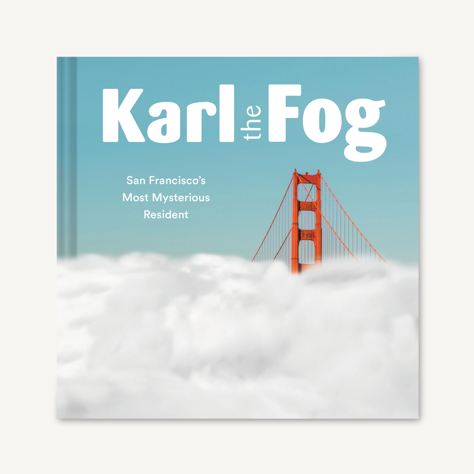 Karl the Fog Hardcover Book