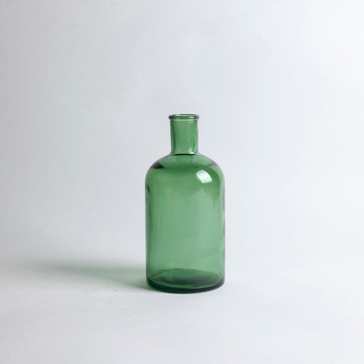 Medium Green Bottleneck Vase- Picnic SF