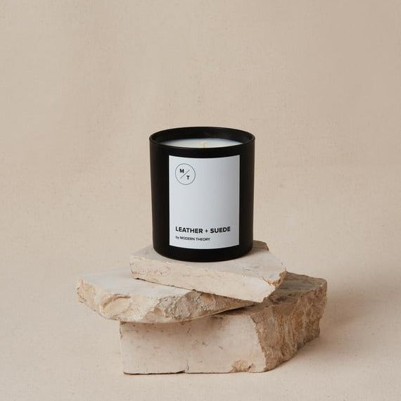 Leather + Suede Candle - picnic-sf