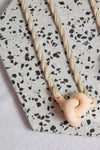 Neutral Knot Necklace - P I C N I C