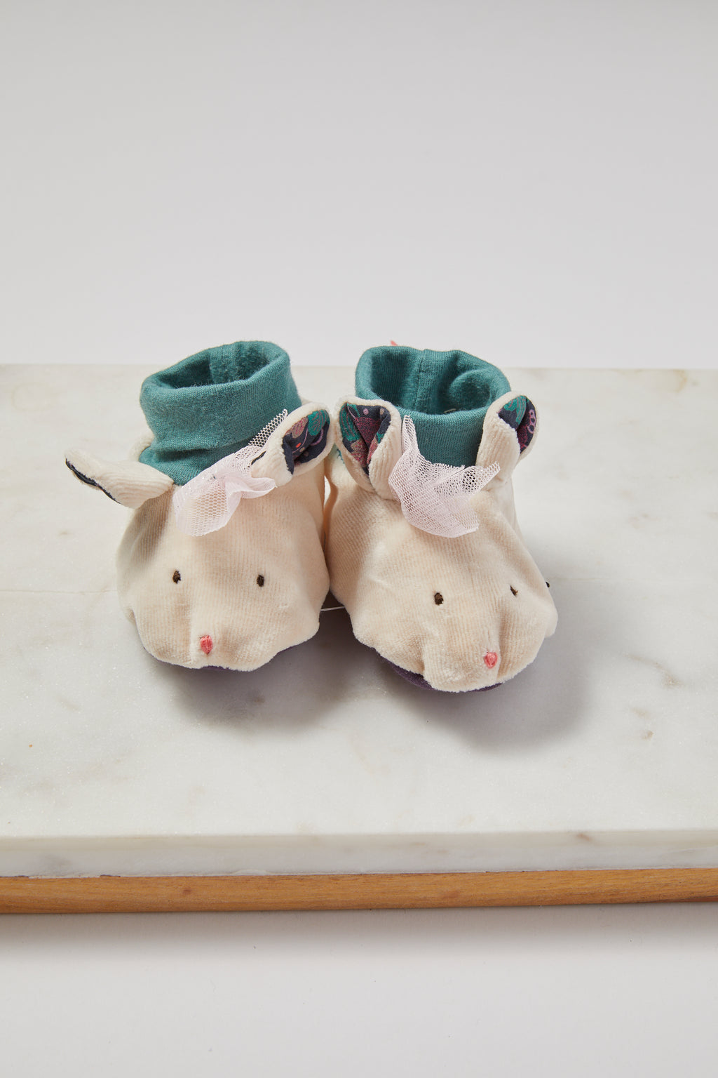 Mouse Baby Slipper - P I C N I C