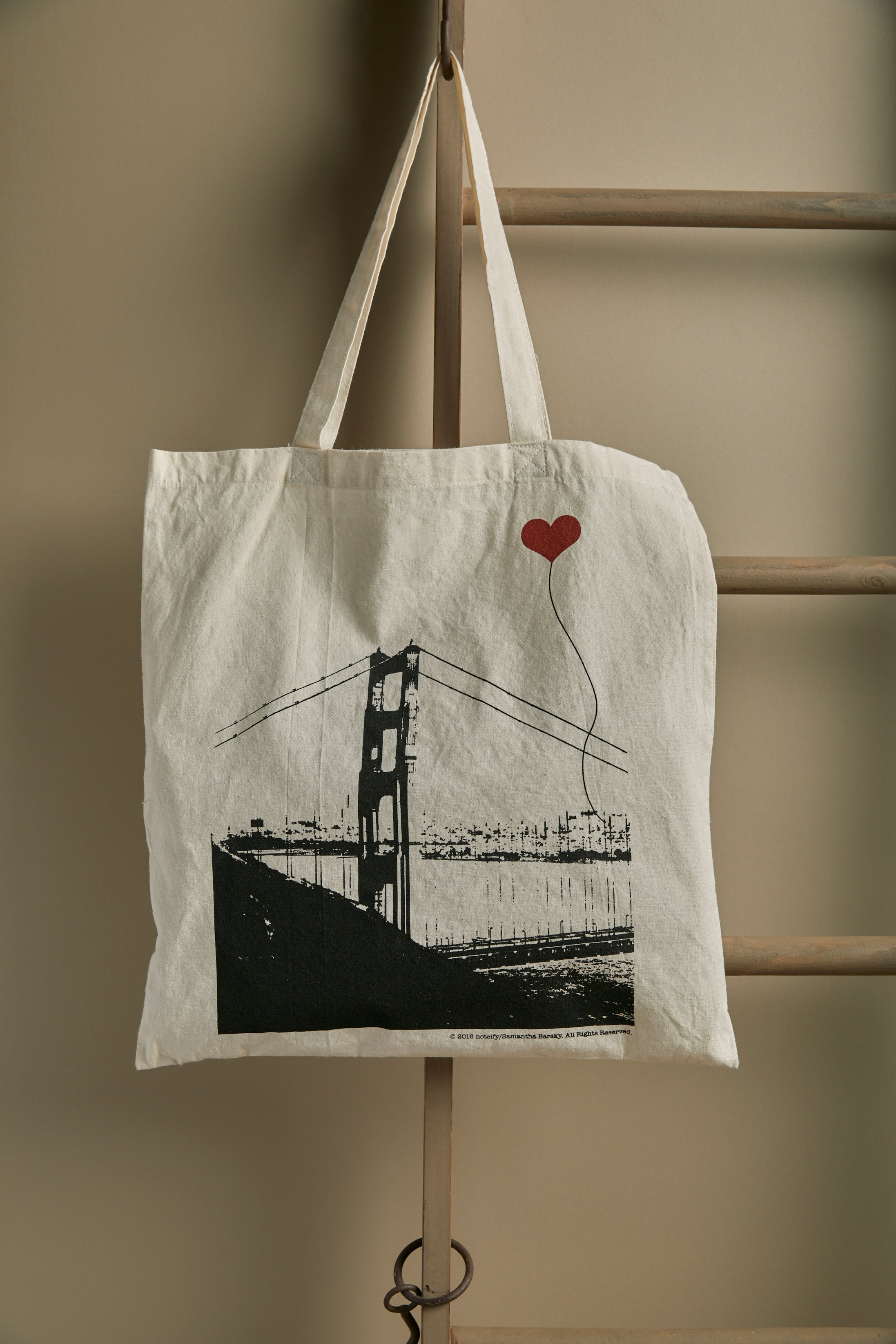 SF Lover's Tote Bag - picnic-sf