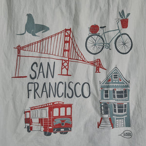 San Francisco Everyday Tea Towel