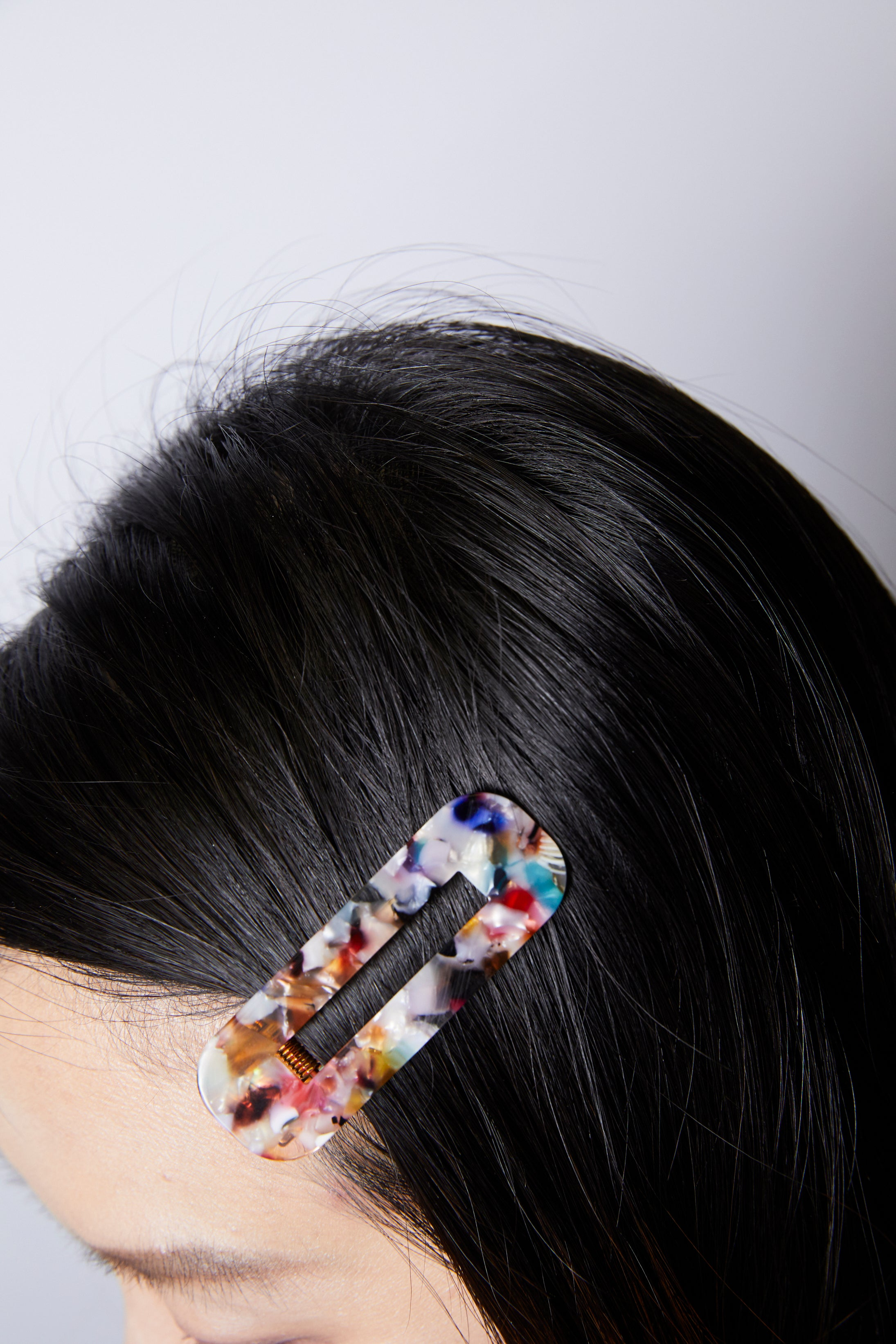 Lou Hair Barrette - picnic-sf