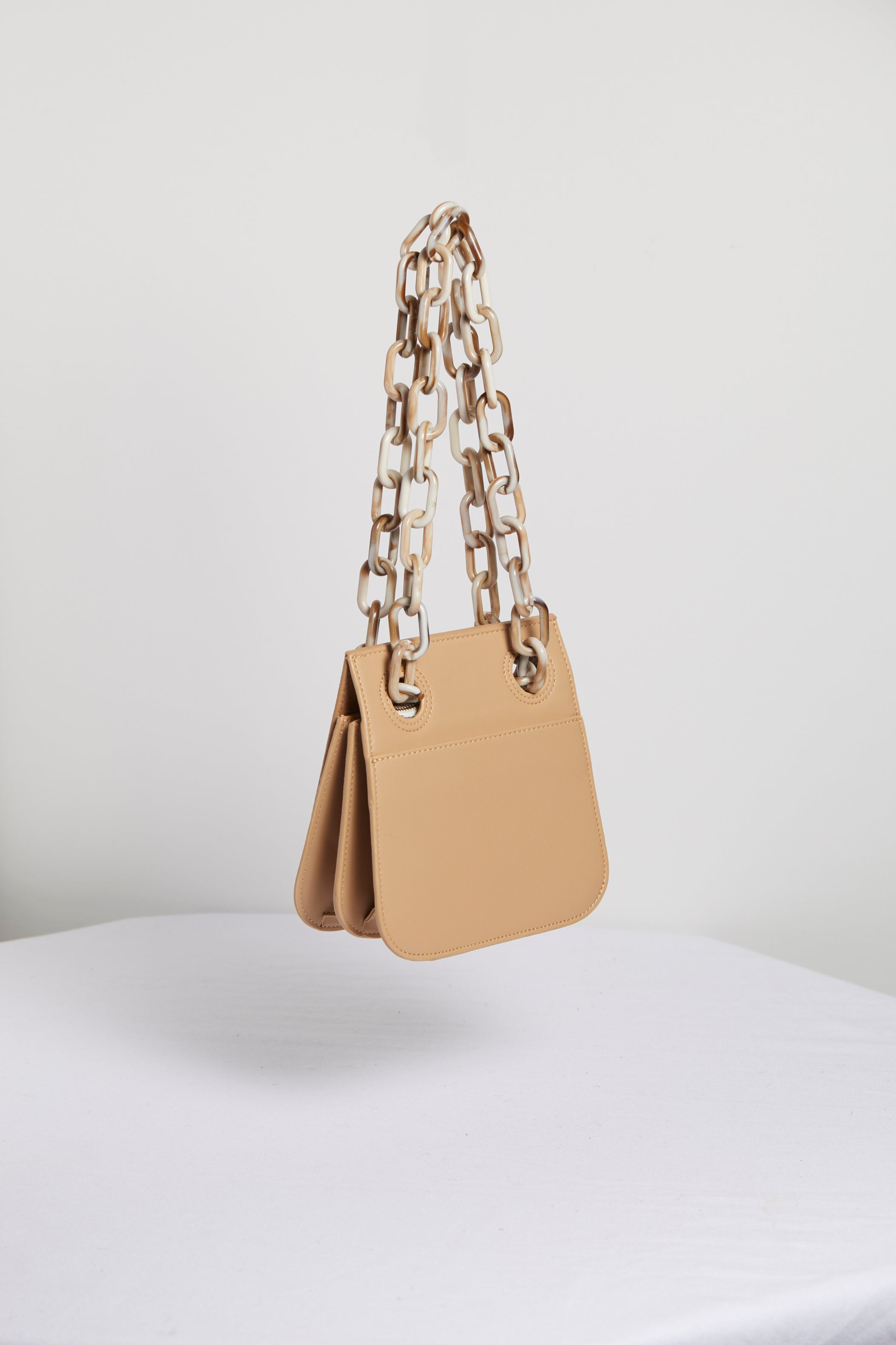 Linked Flap Shoulder Bag - picnic-sf