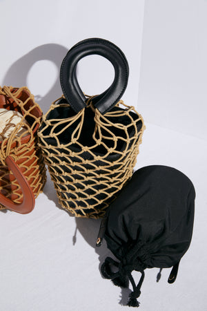 Abby Bucket Mesh Bag - picnic-sf