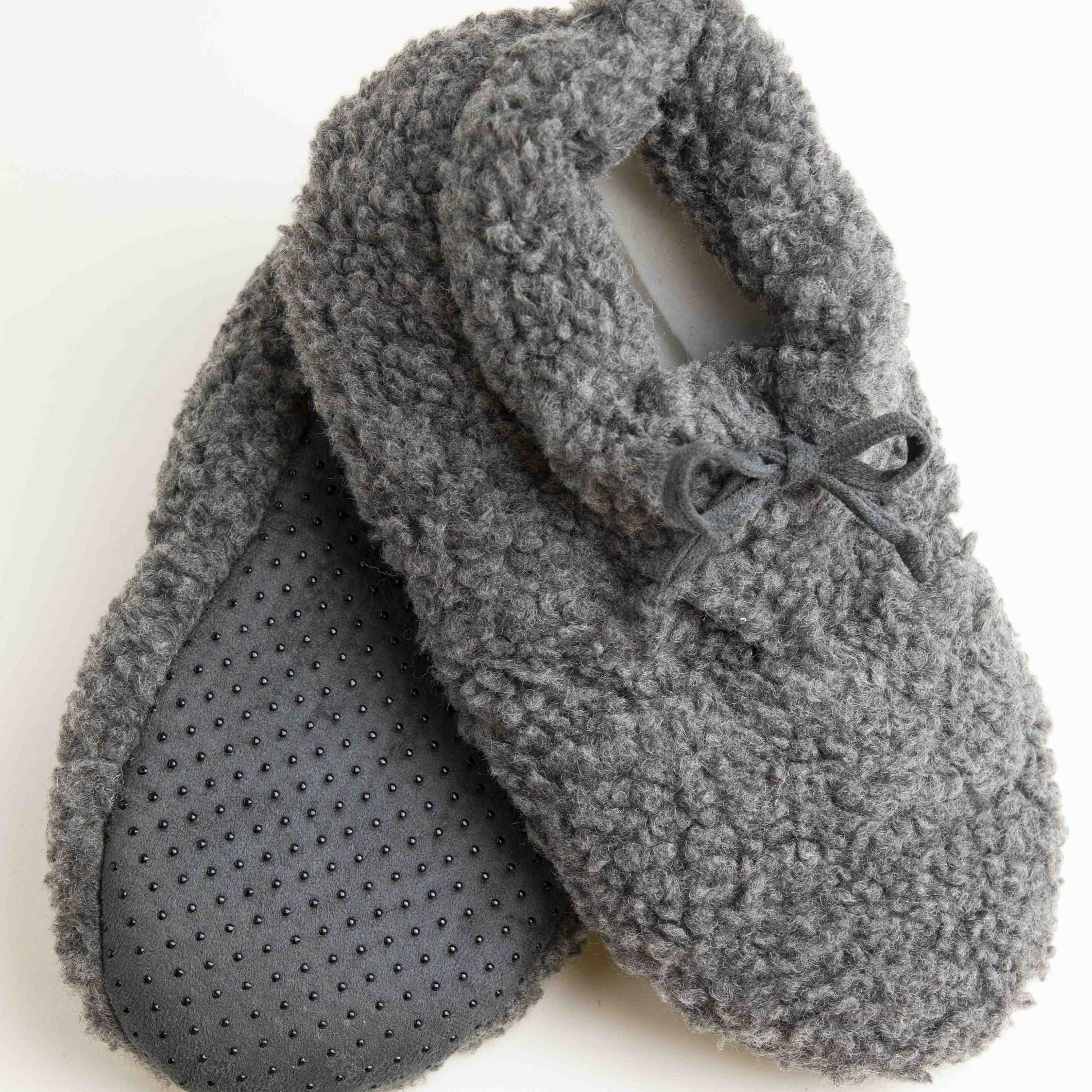 Shearling Slippers-Picnic-sf