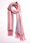 Double Sided Ultra Soft Solid Scarf - picnic-sf