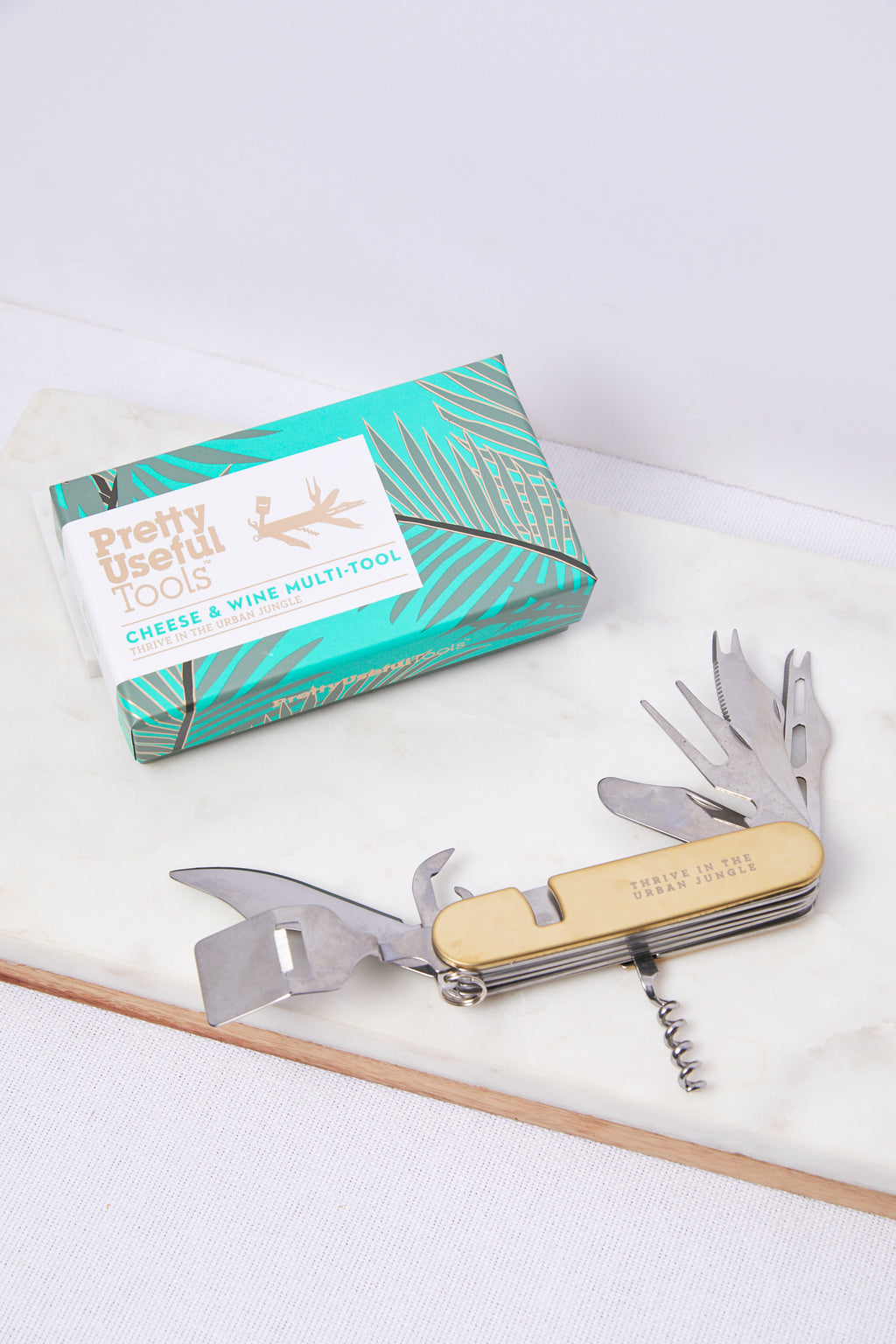 Pretty Useful Cheese & Wine Multi Tool - picnic-sf
