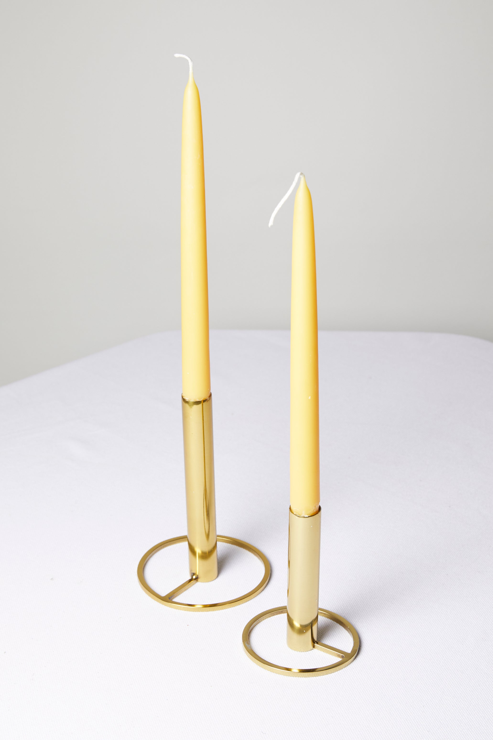Brass Candle Holder - picnic-sf