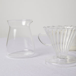 Glass Pour Over Coffee Set - picnic-sf