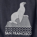San Francisco Seal Onesie - picnic-sf