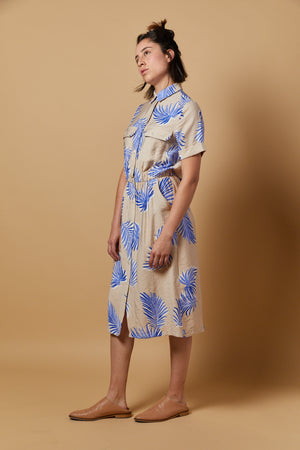 Audelle Dress - picnic-sf
