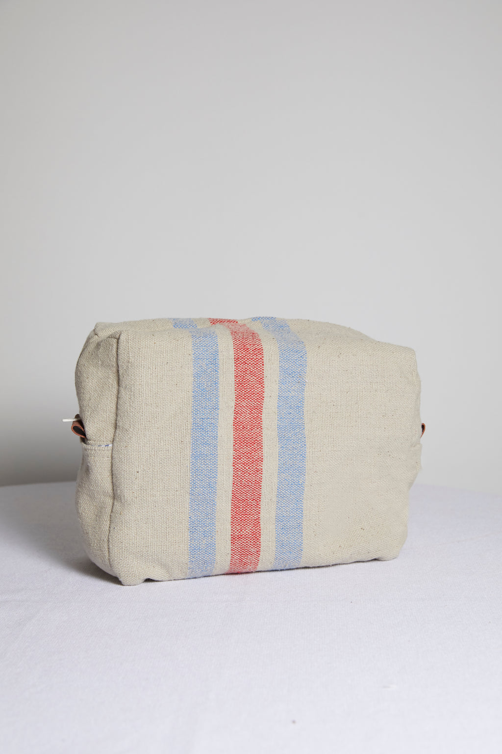 Stripes Cotton Pouch - picnic-sf