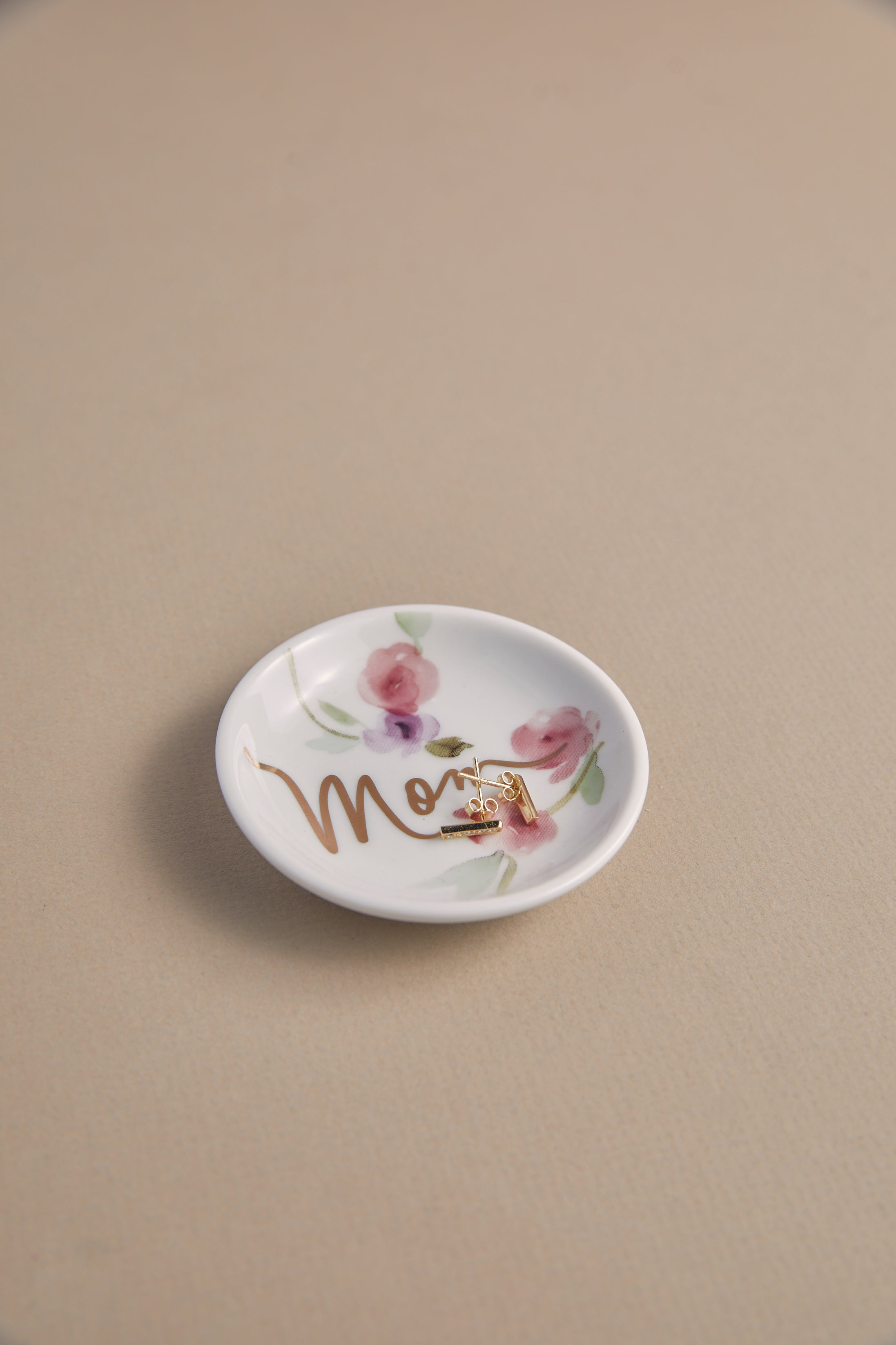 Garland Mom Round Mini Tray - picnic-sf