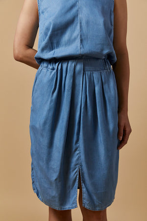Ihclaza Denim Dress - picnic-sf