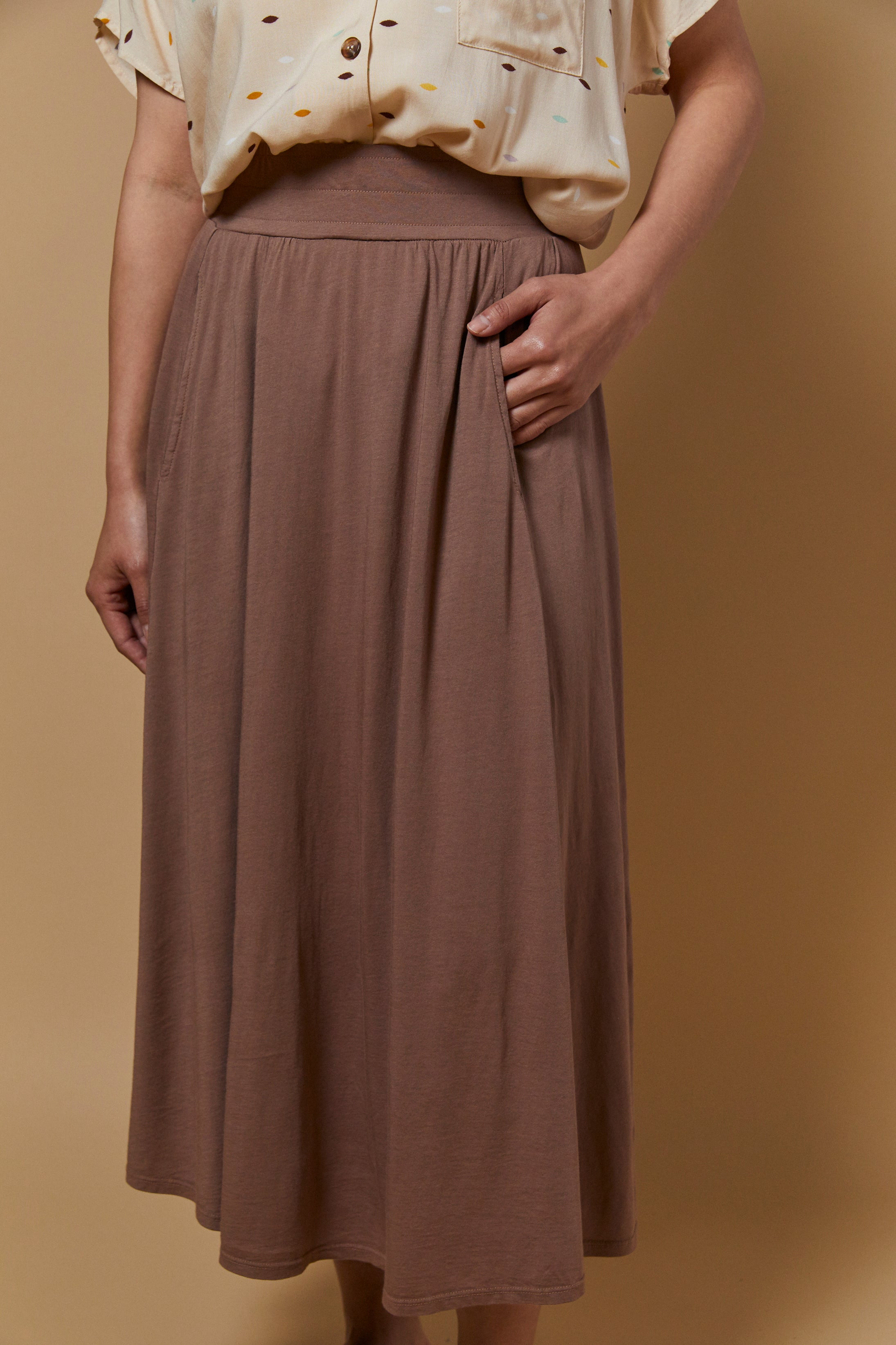 Darling Maxi Skirt - picnic-sf