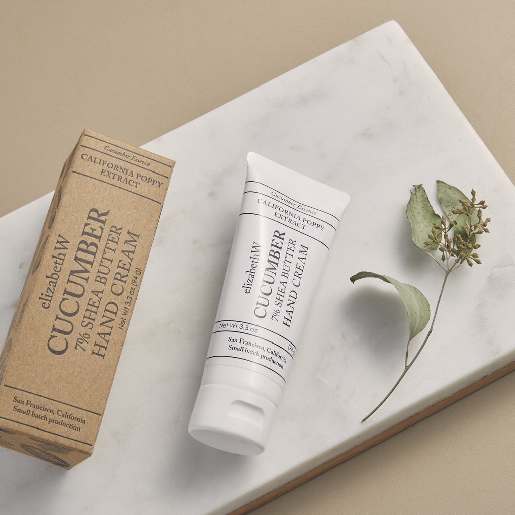 Cucumber Hand Cream - picnic-sf