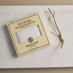 Vetiver Exfoliating Pouch - picnic-sf