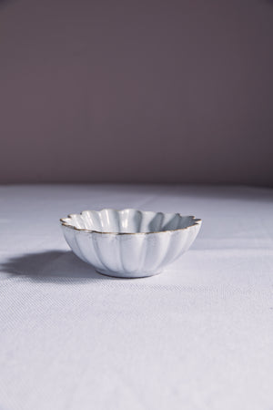 Terra-Cotta Fluted Bowl - P I C N I C