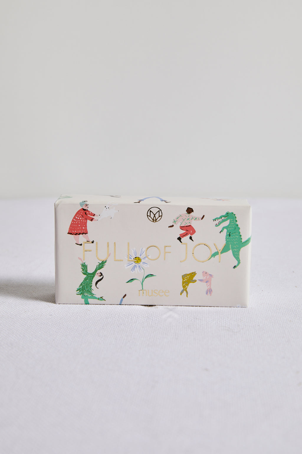 Full of Joy Grapefruit & Lemongrass Bar Soap - picnic-sf