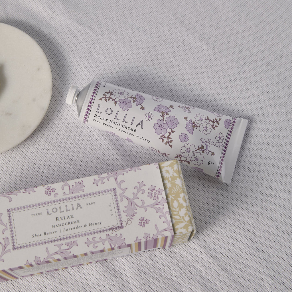 Relax Shea Butter Handcream - picnic-sf
