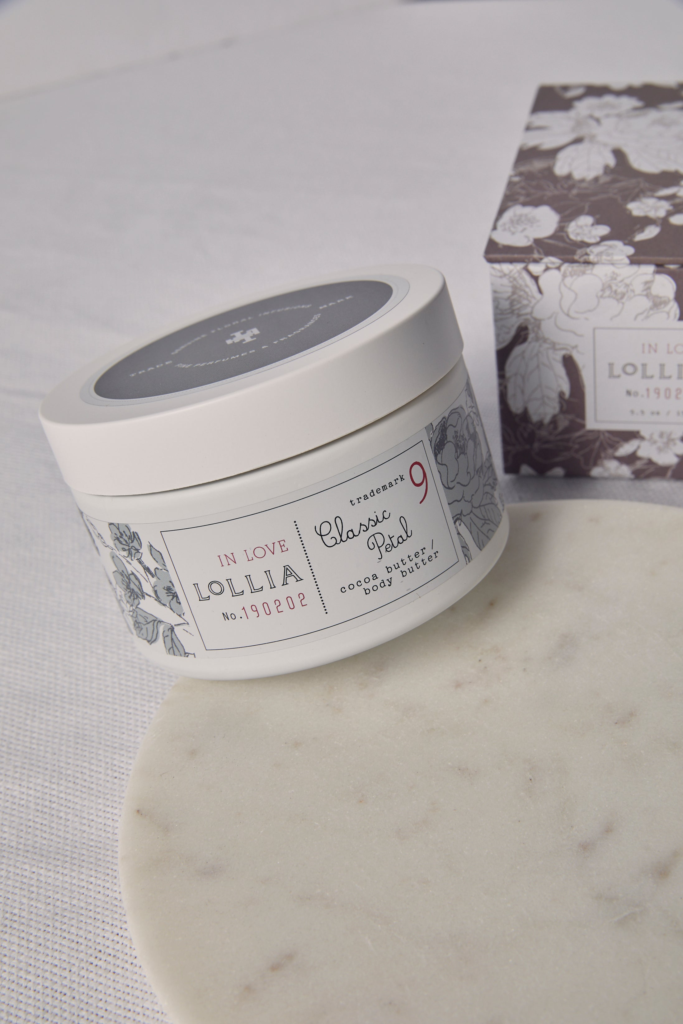 In Love Whipped Body Butter