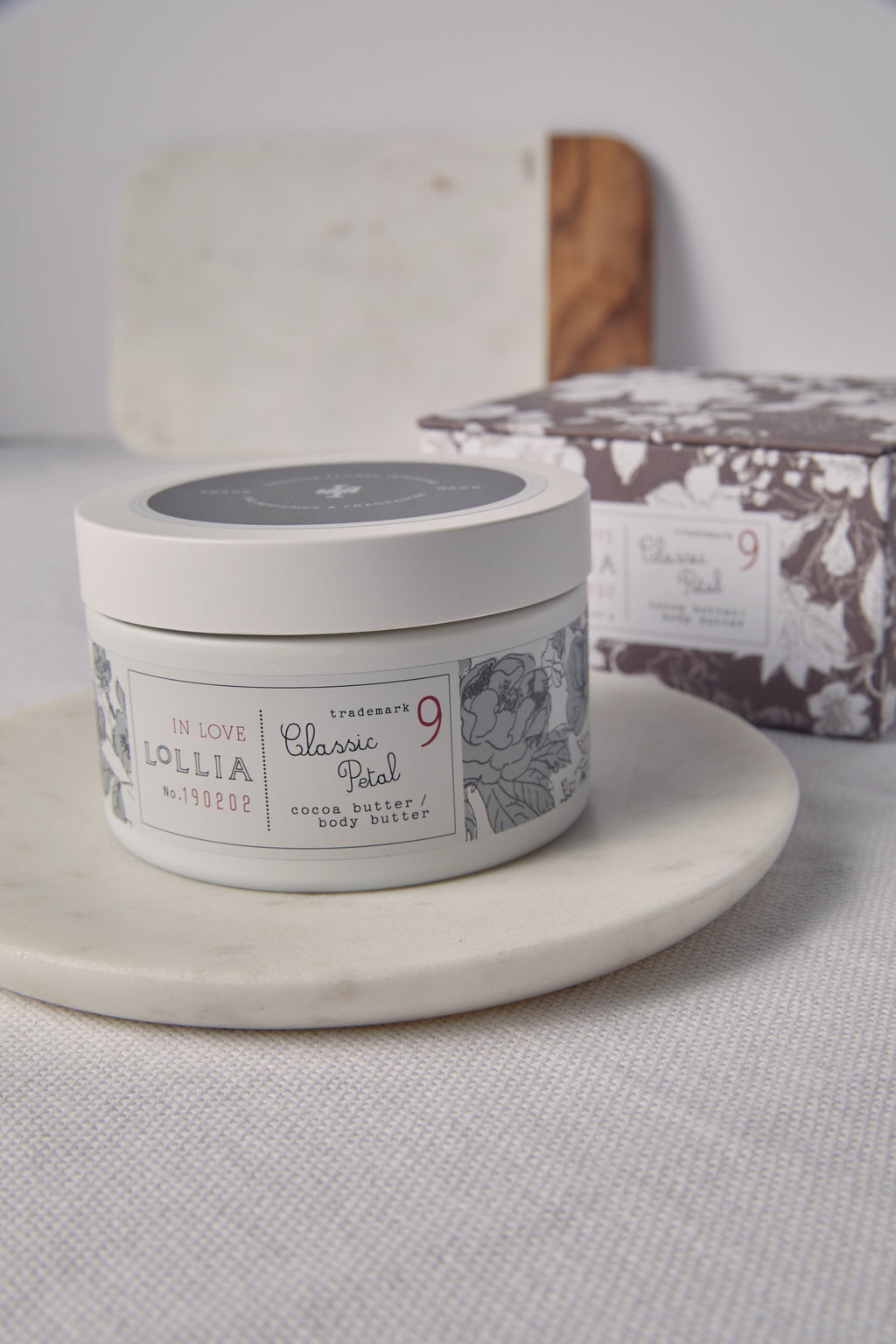 In Love Whipped Body Butter - P I C N I C