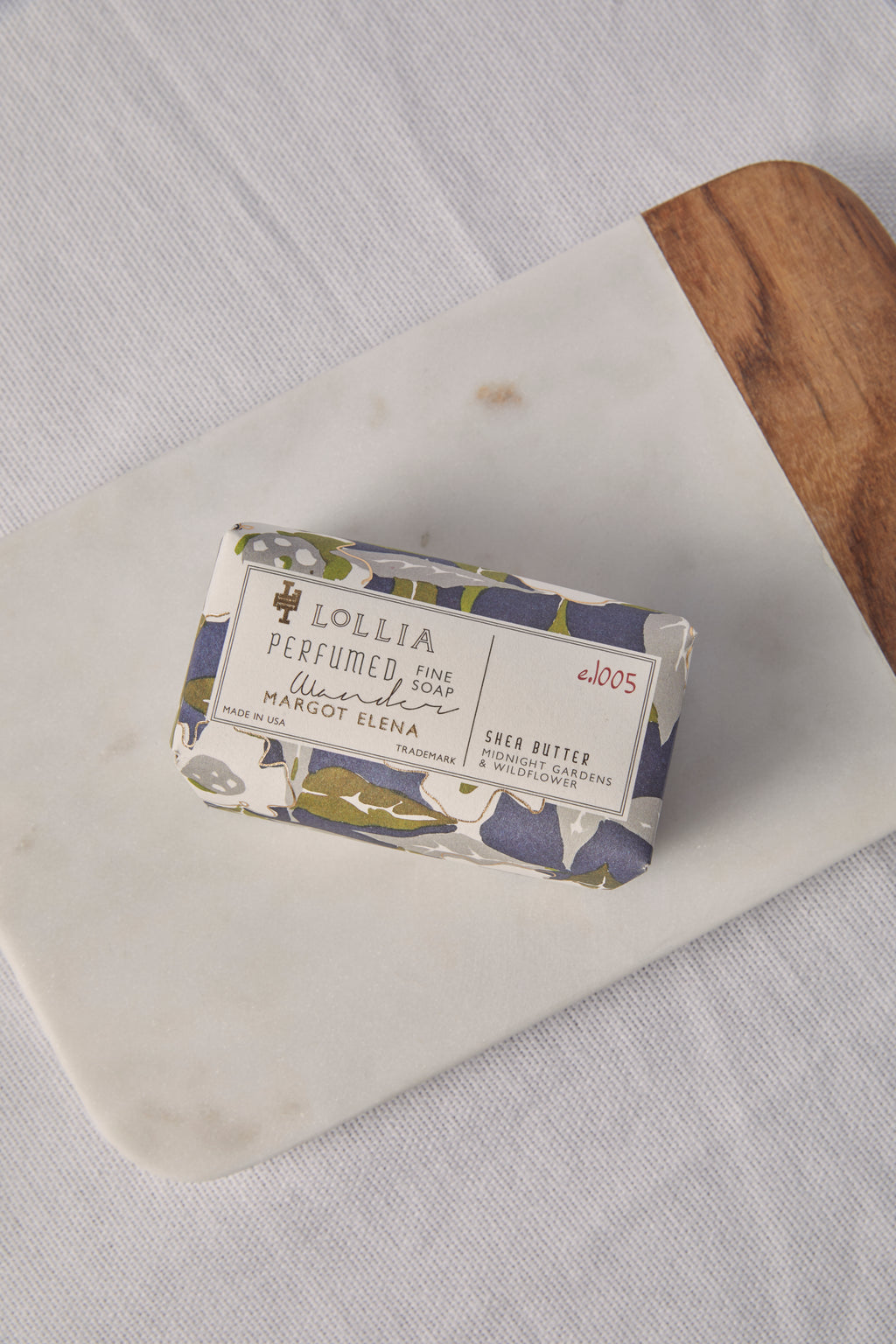 Wander Shea Butter Soap