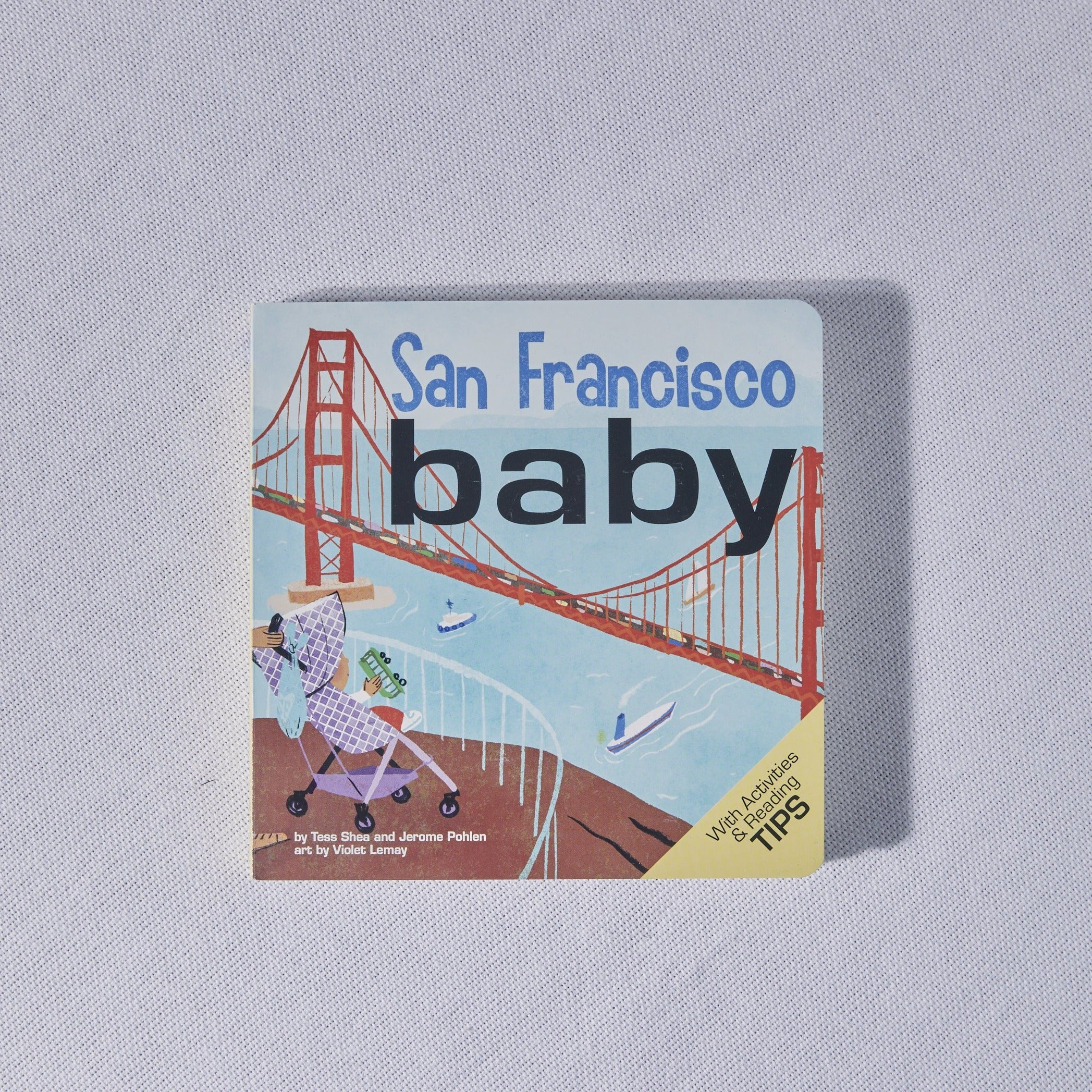 San Francisco Baby: A Local Baby Book - P I C N I C