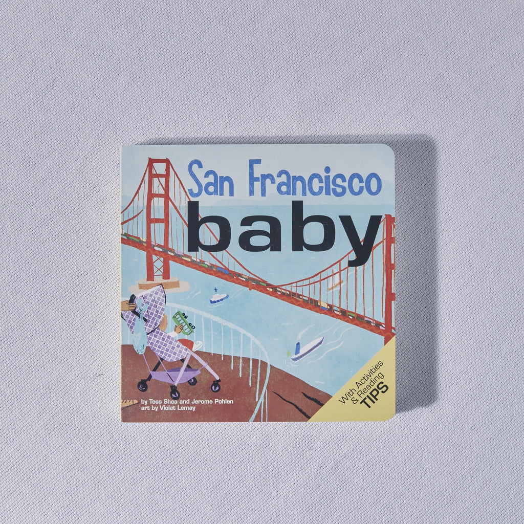 San Francisco Baby: A Local Baby Book - picnic-sf