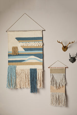 Expedition Woven Wall Hanging