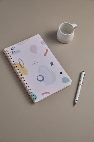 Happy Everything Spiral Notebook