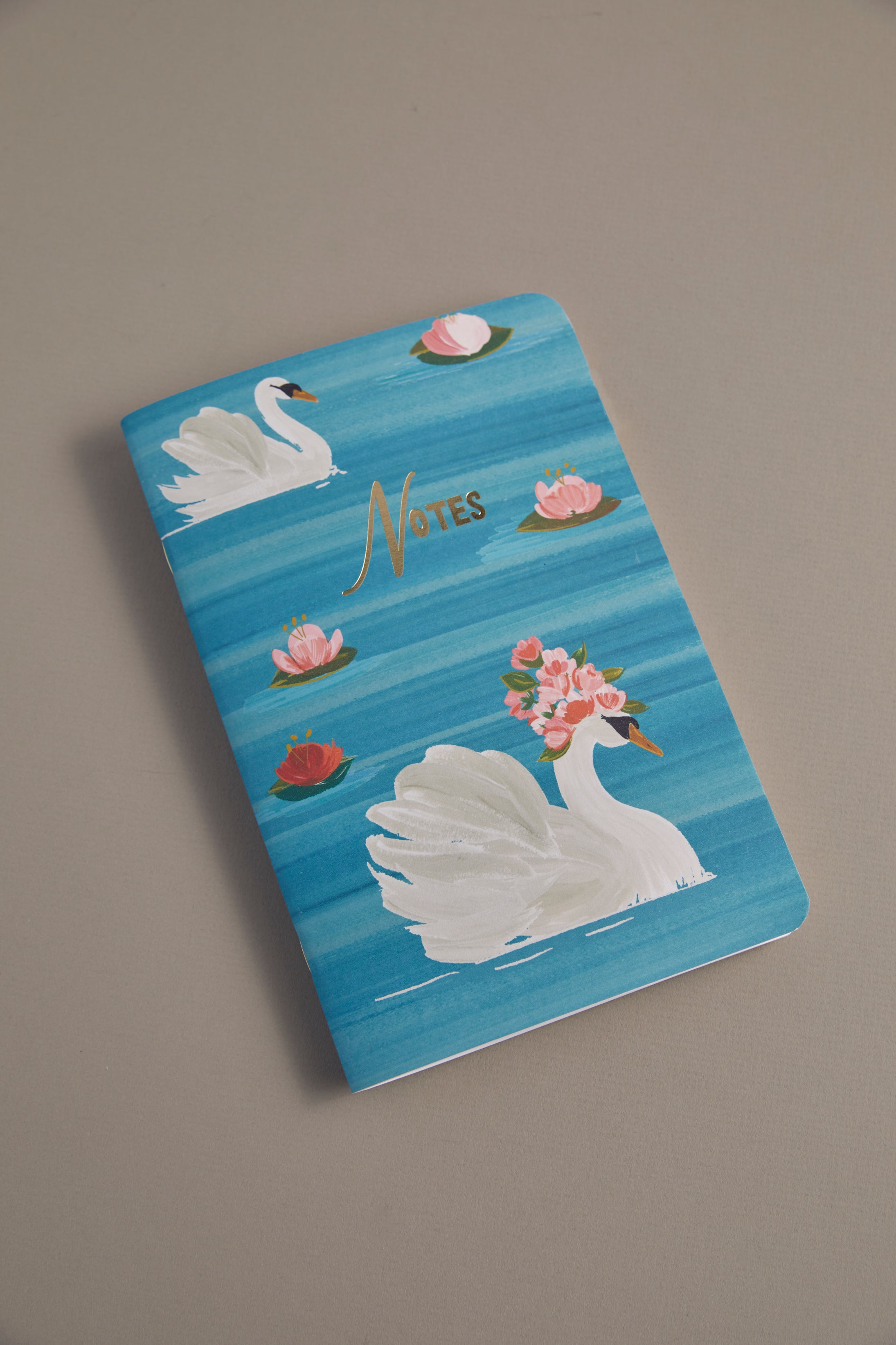 Swan Notebook - picnic-sf