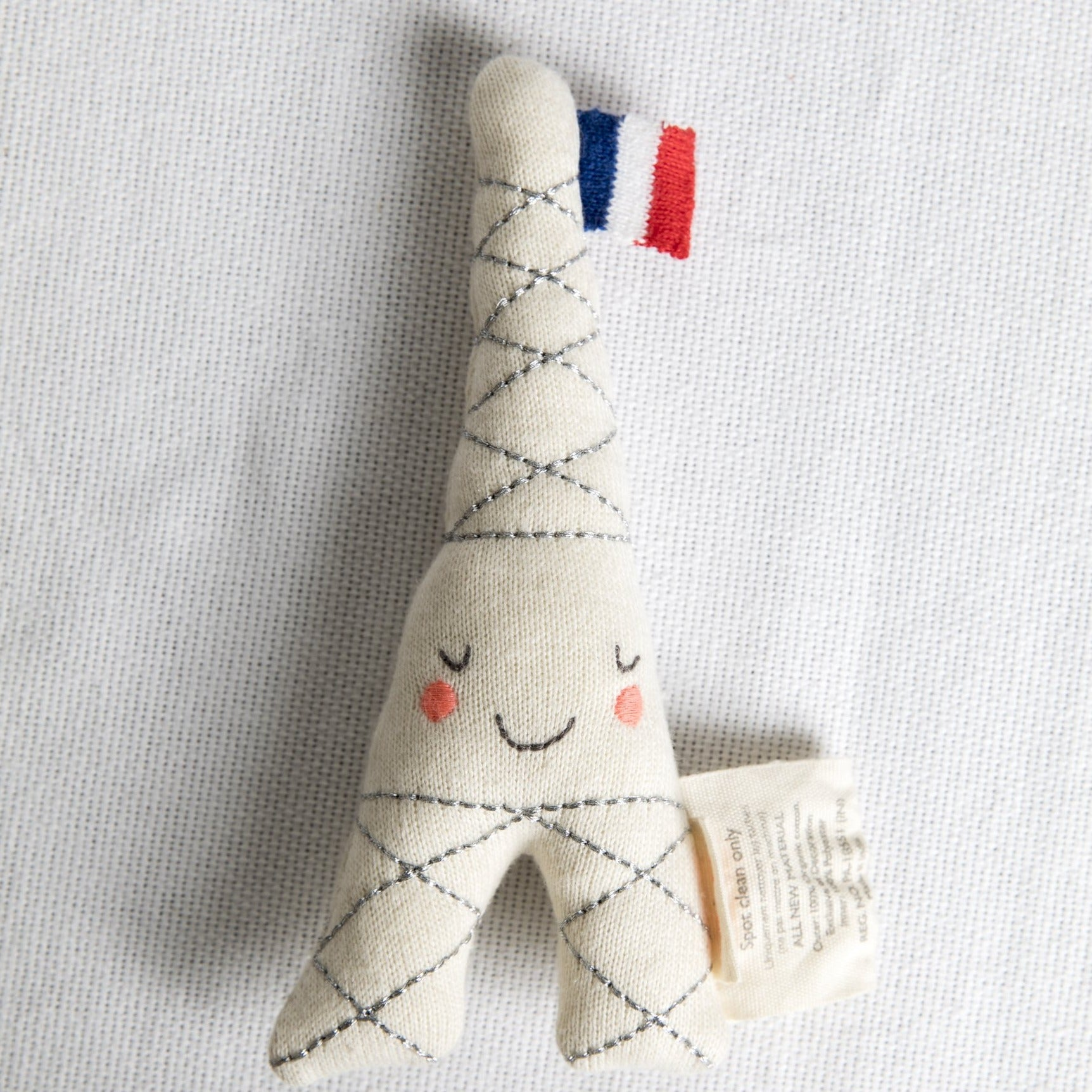 Eiffel Tower Baby Rattle - picnic-sf