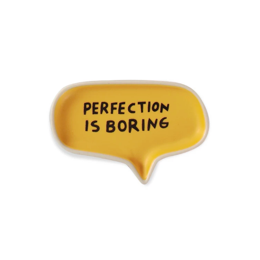 Perfection Is Boring Mini Tray-Picnic-sf