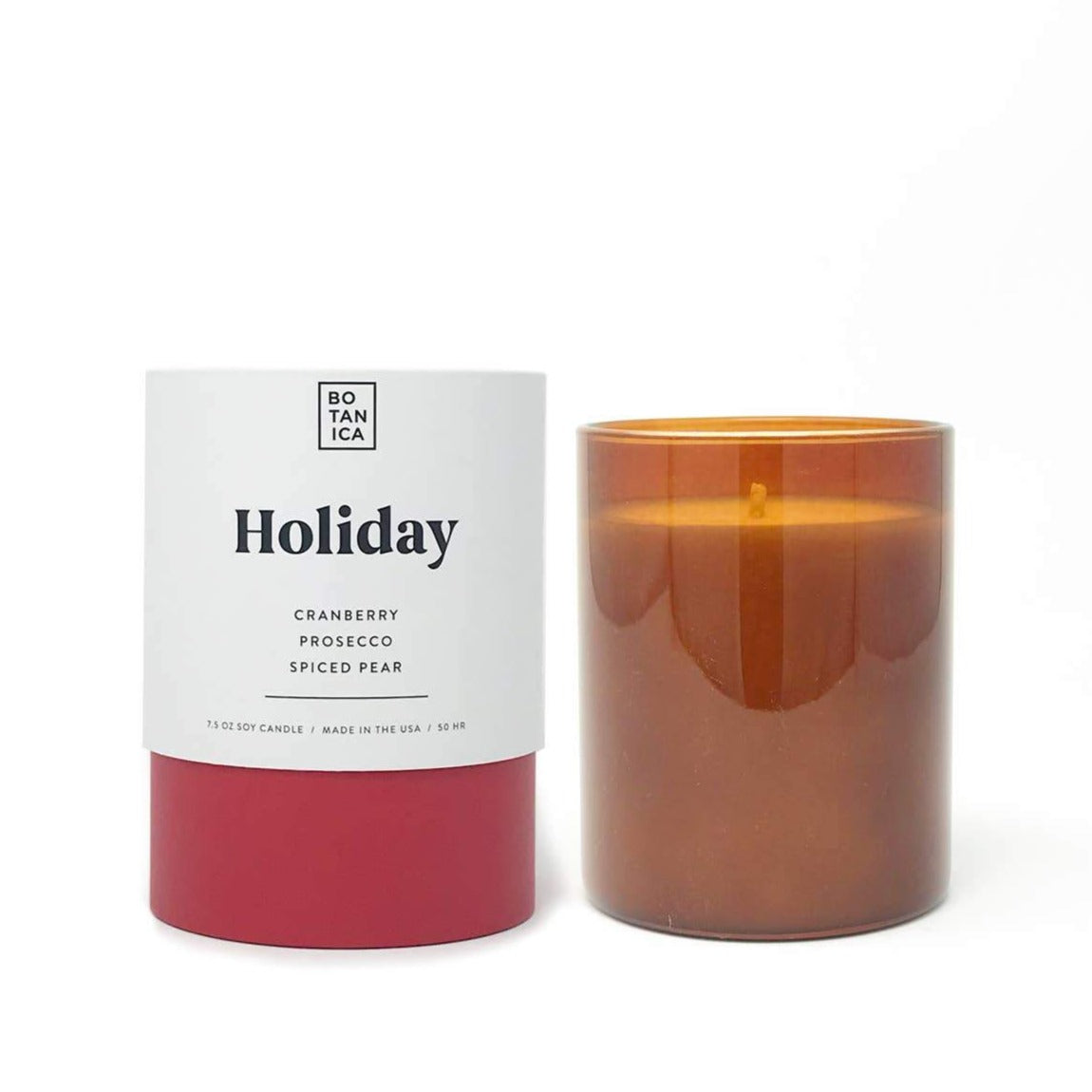 Holiday Candle- Picnic SF