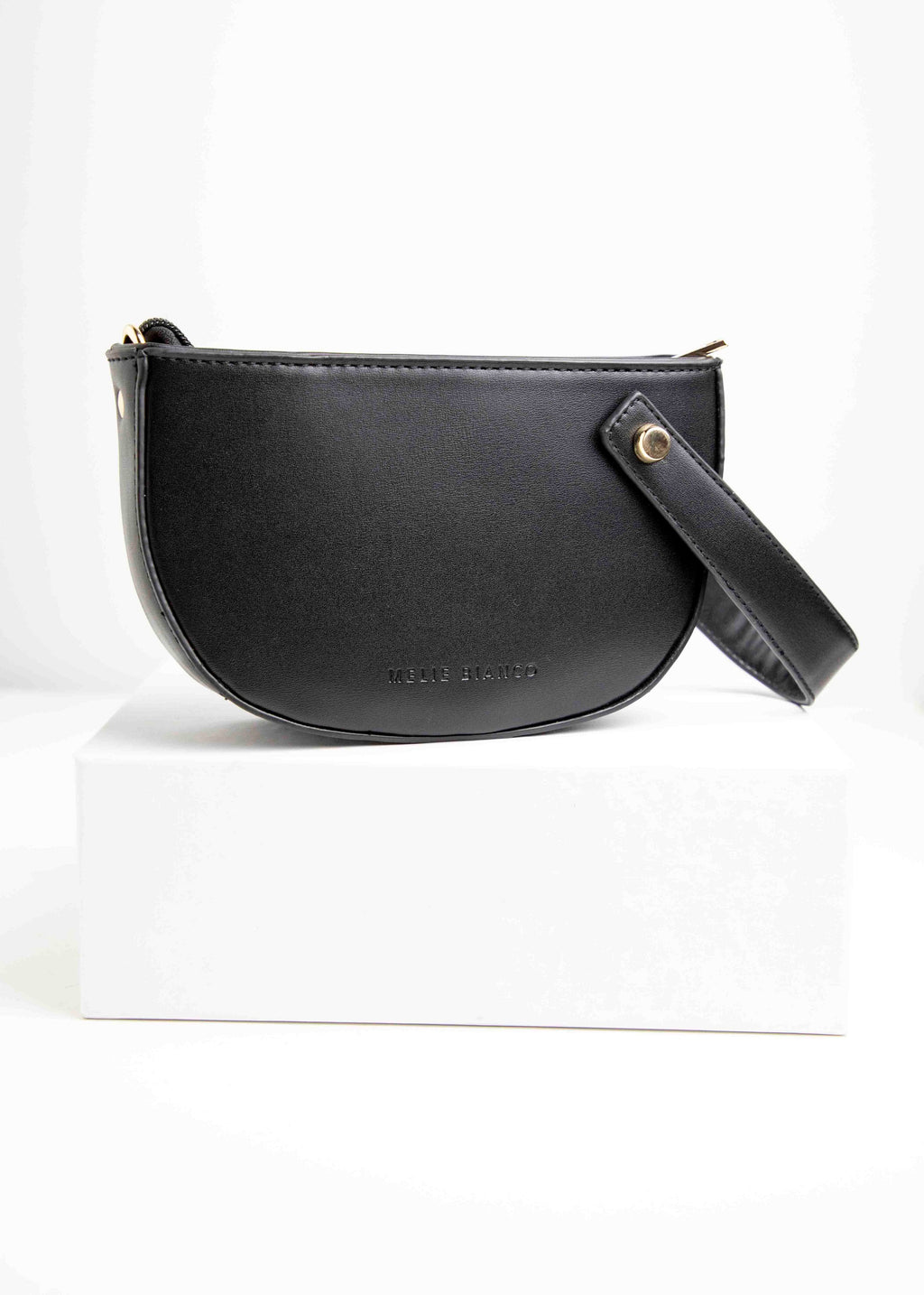 Black Renee Crossbody Bag