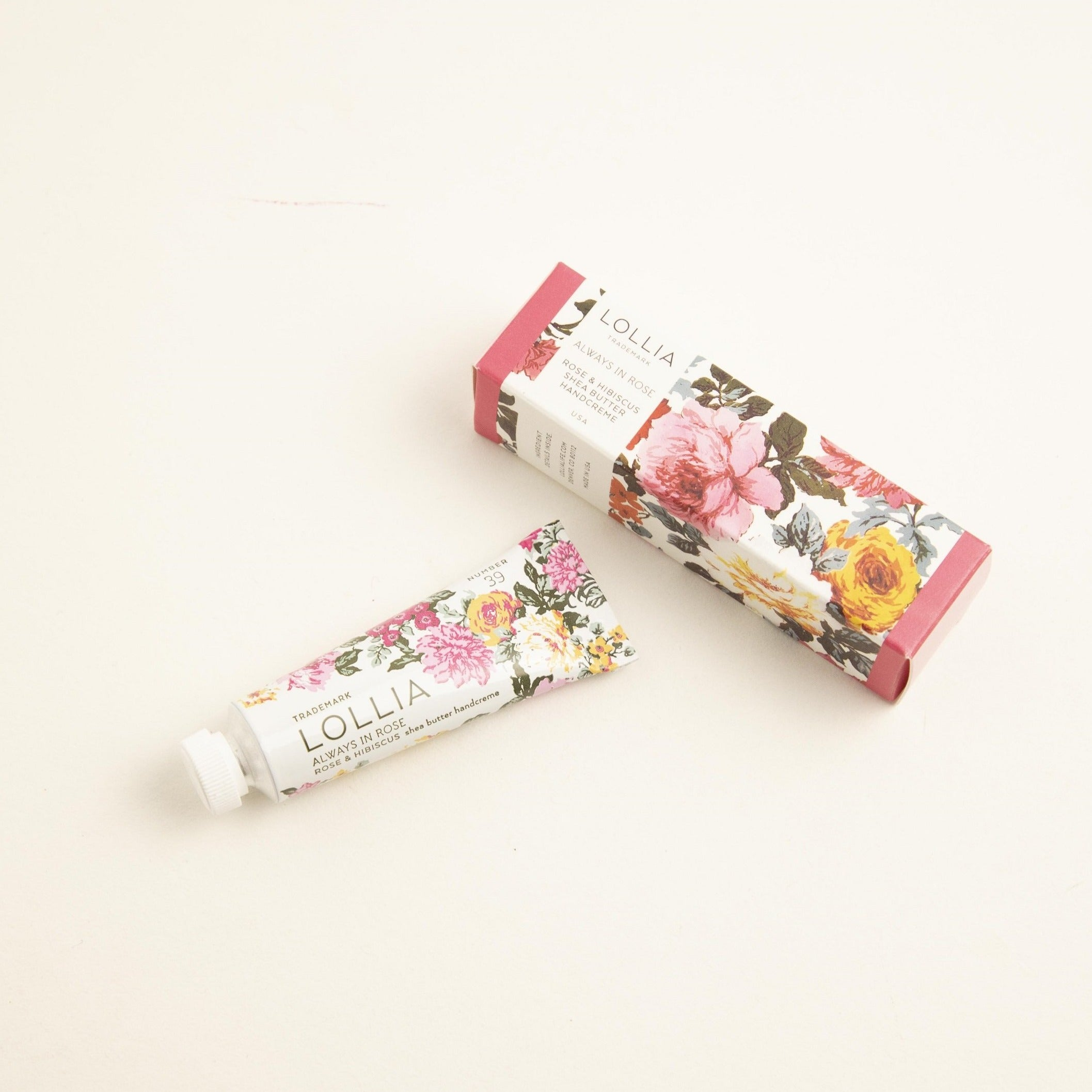 Always In Rose Shea Butter Handcream