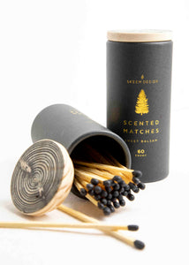 Sweet Balsam Scented Matches-Picnic-sf