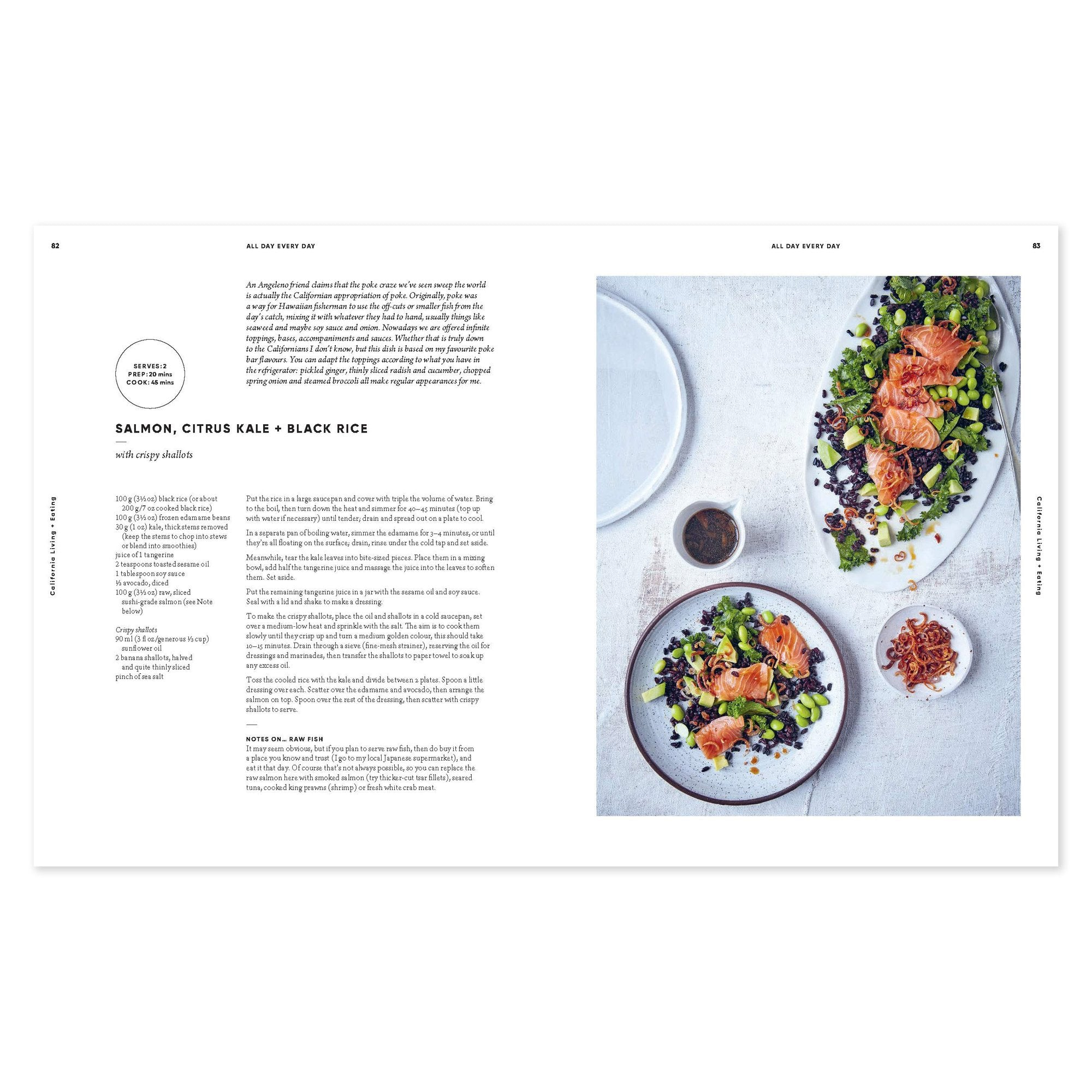 California Living + Eating Book-picnic-sf