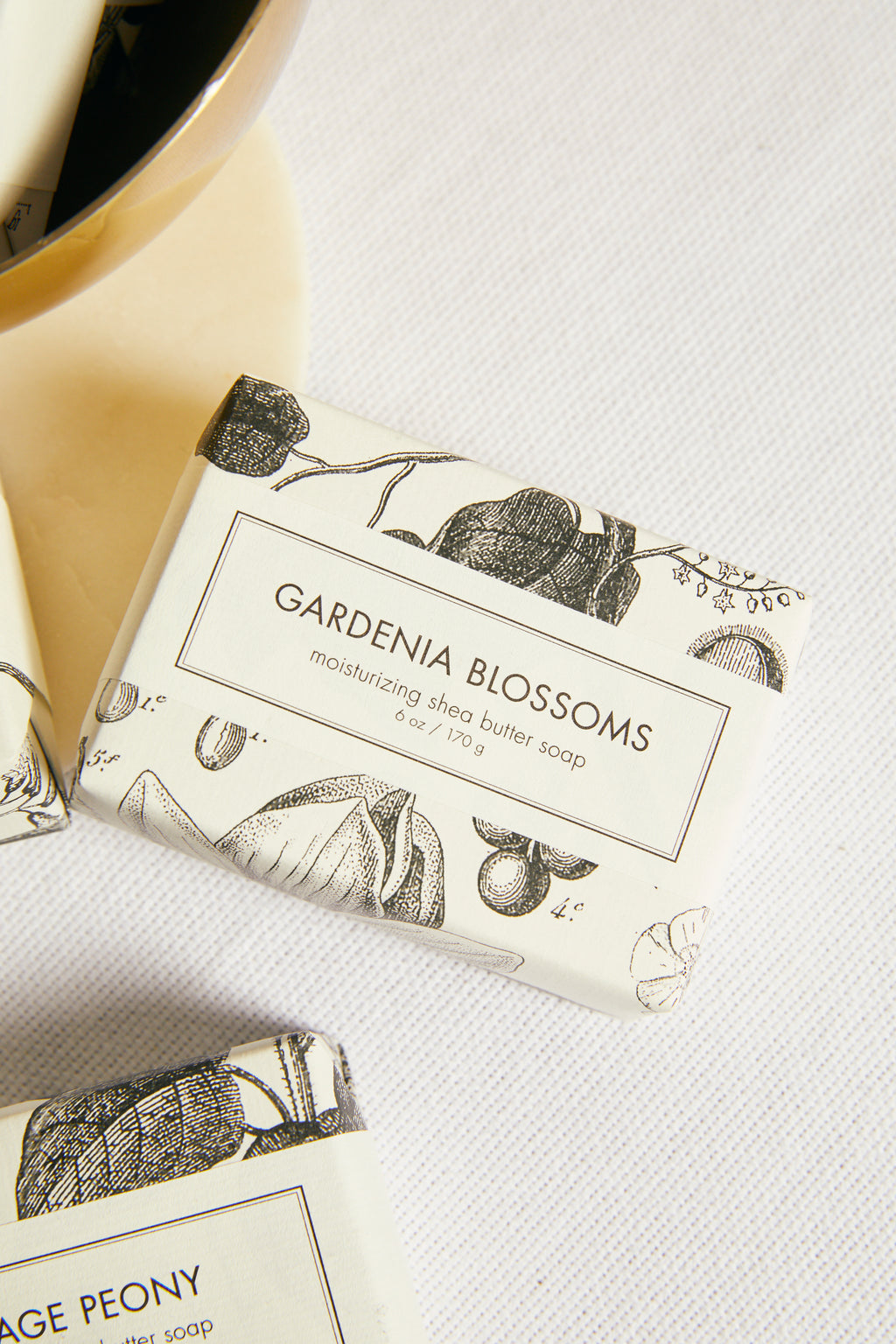 Gardenia Blossoms Shea Butter Bar Soap - picnic-sf