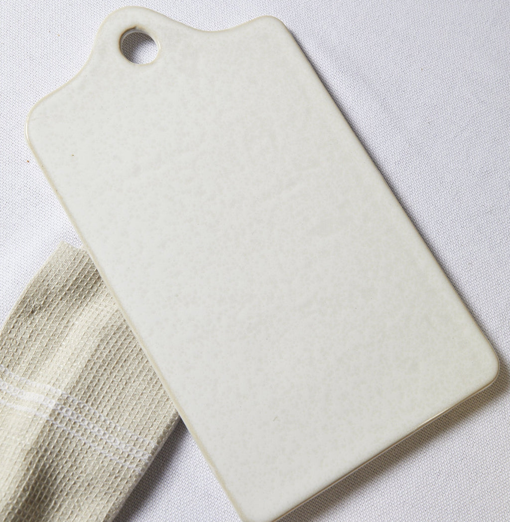 Stoneware Cheese Board/ Tray - picnic-sf